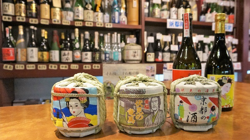 Where can you buy sake in Kyoto  The 6 best sake shops with the most ... 6683fc3fd9b9
