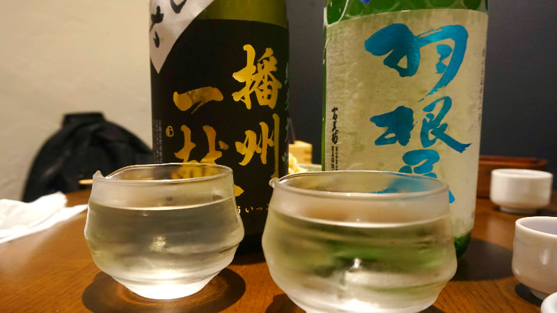 taste and type of sake