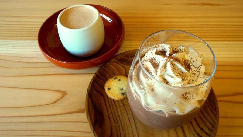 冰凍熱巧克力