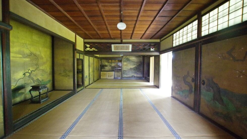traditional Japanese rooms