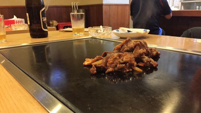 okonomiyaki place