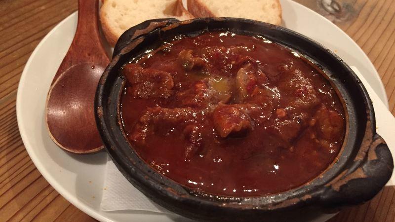 它們家的辣椒燉牛肉