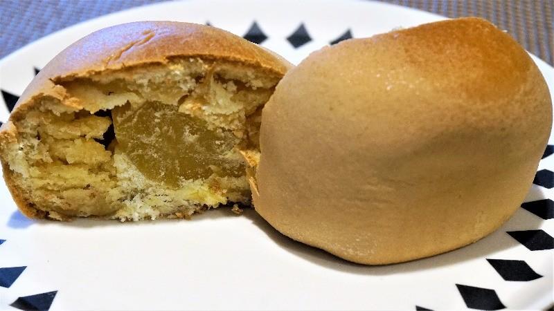 老松×栗饅頭