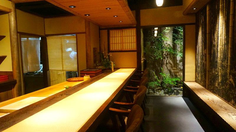 tatami counter table