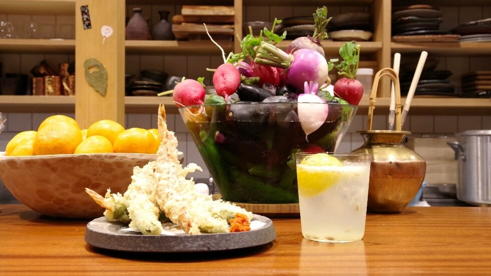 Vegetable Bar Ashioto
