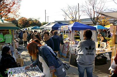 Umekoji Park Tezukuri-Ichi