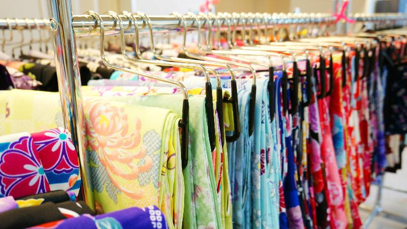 和服的圖騰花樣超過200種以上