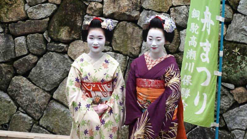 great shots of the maiko