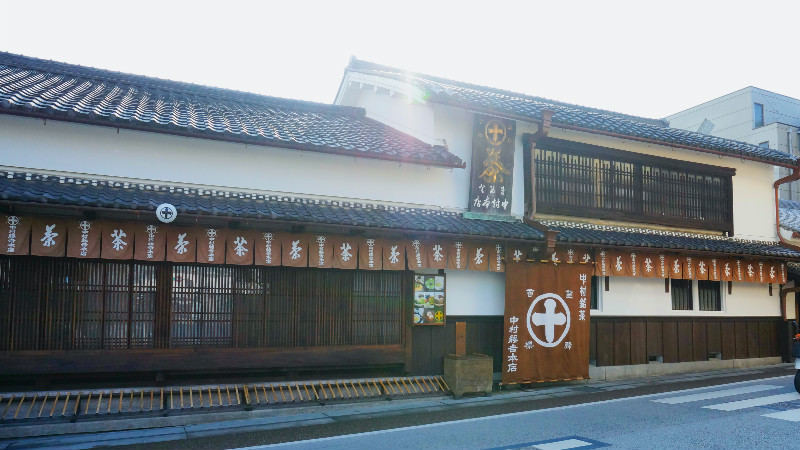 This café is also close from Byodo-in Temple's Phoenix Hall