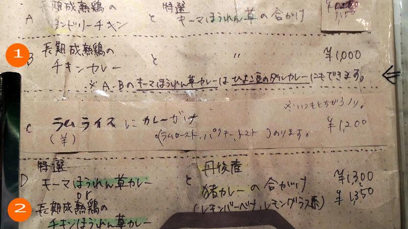 how to order - Shinrin Shokudo 1