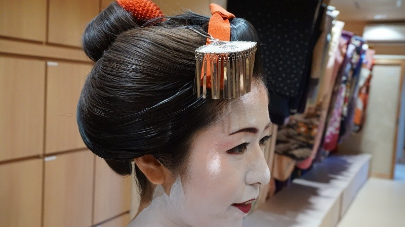 裝飾性髮簪