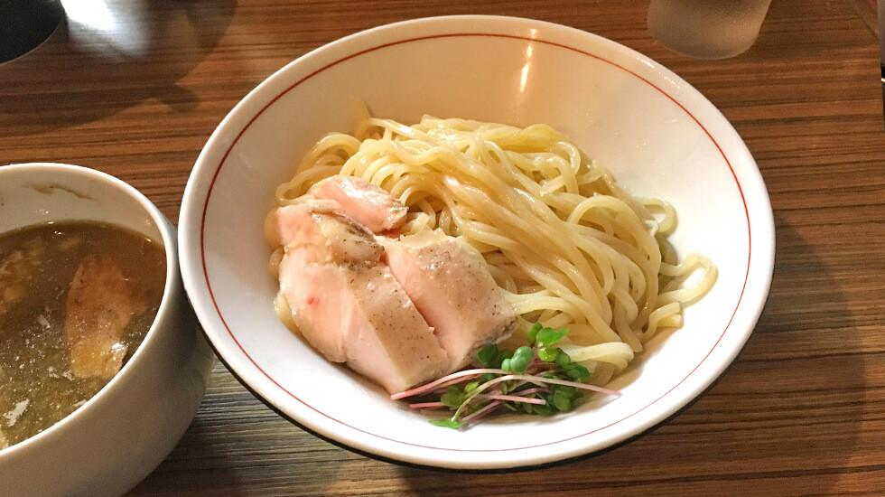 Hiyashi Niboshi Tsukemen