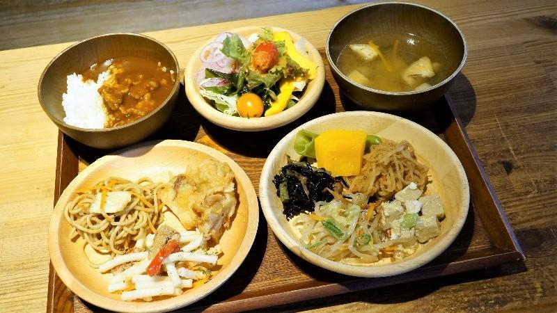 多種的京都家常菜讓你一次滿足