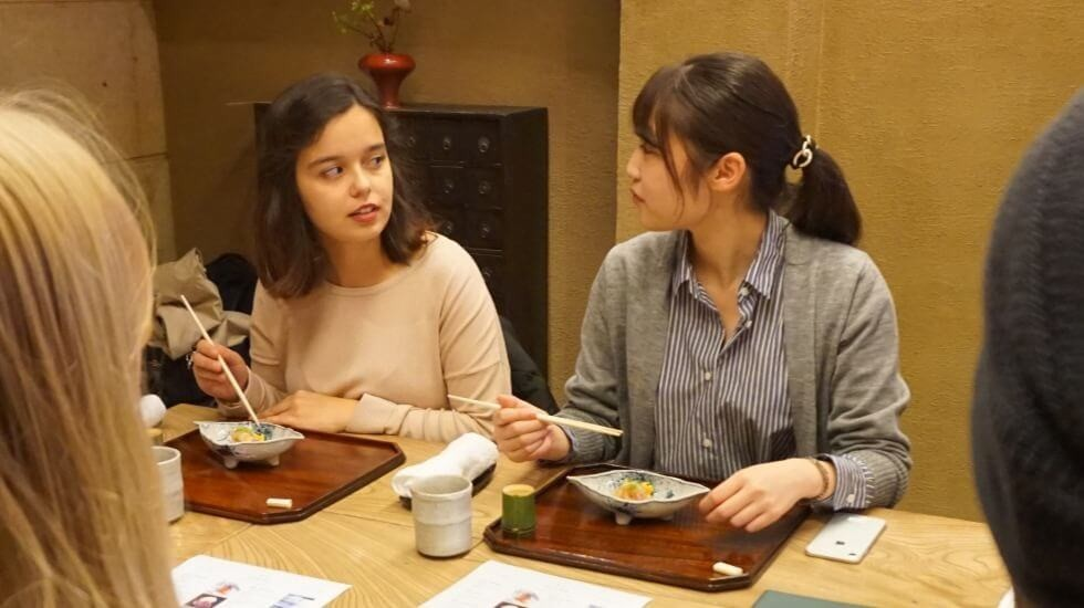 Share a Delicious Kyoto Kaiseki Lunch