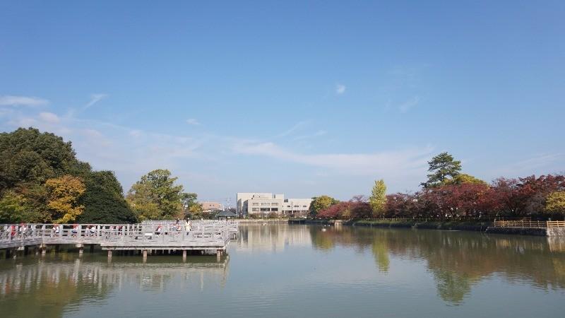 Hachijogaike Pond
