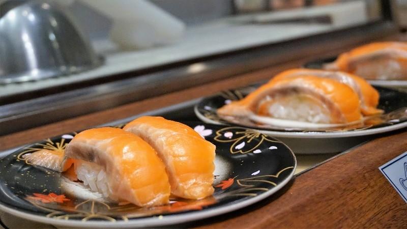 Kaiten-Sushi Uogashi