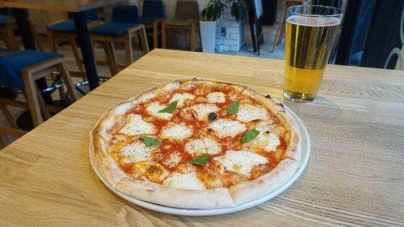 Craft Beer & Pizza 100K