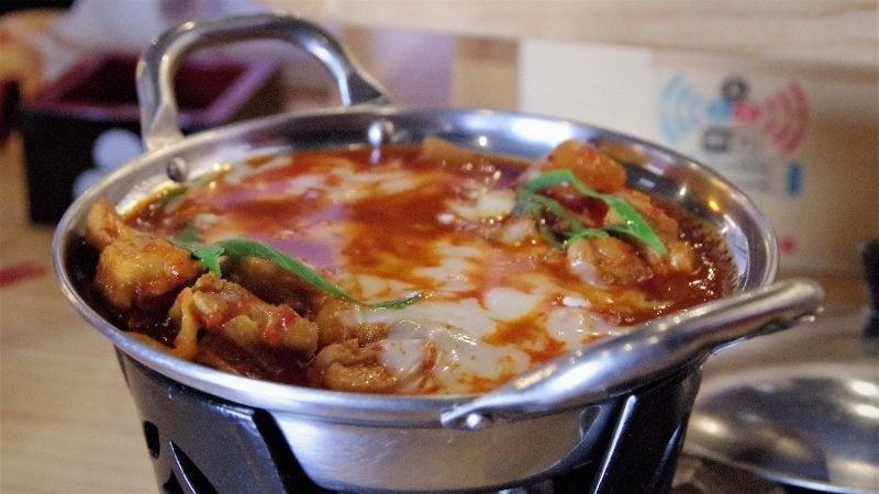 起士泡菜鍋