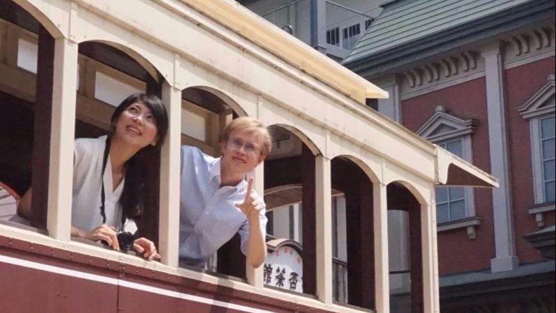 Photo spot: Meiji Street's tram