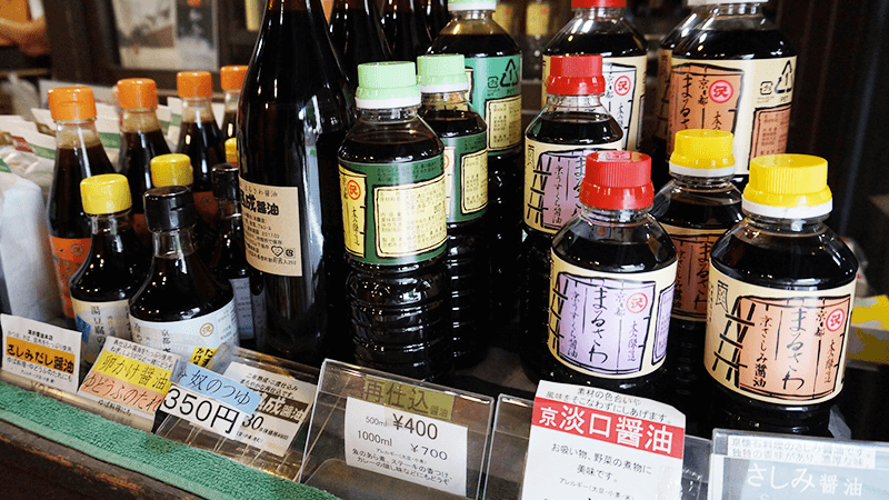 how to buy - 澤井醬油本店