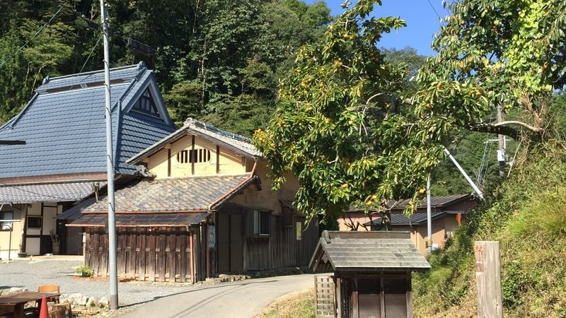 The village is idyllic, rustic Japan at its best