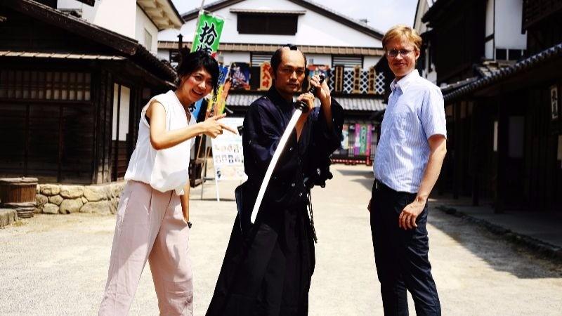 這次Sharing Kyoto小編來到東映太秦映画村