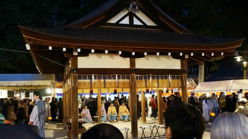 Oniyarai stage