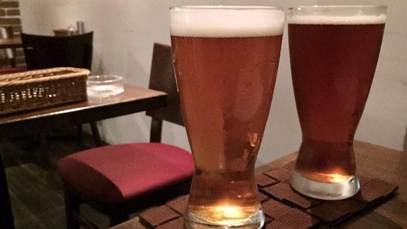 Kizakura Kyoto Bakushu Alt beer