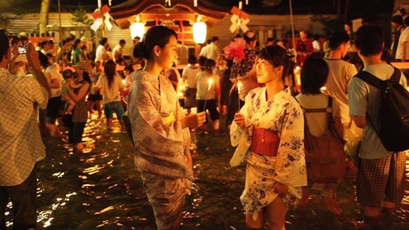 Mitarashi Festival