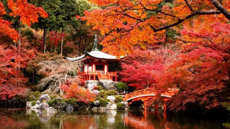 Benten-do of Daigo-ji Temple
