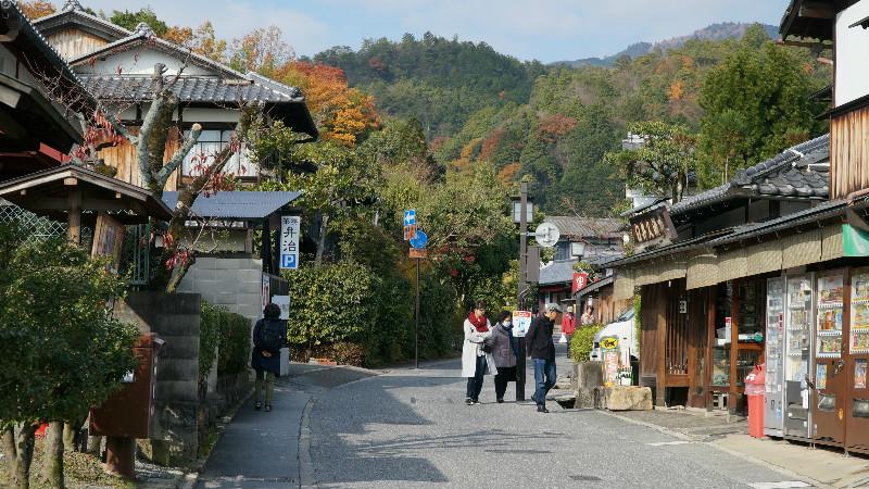 Saga-Toriimoto Preserved Street