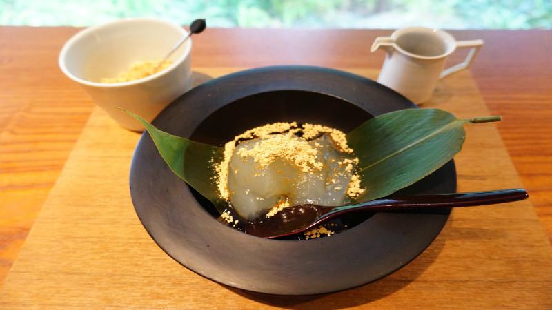 kuzu mochi