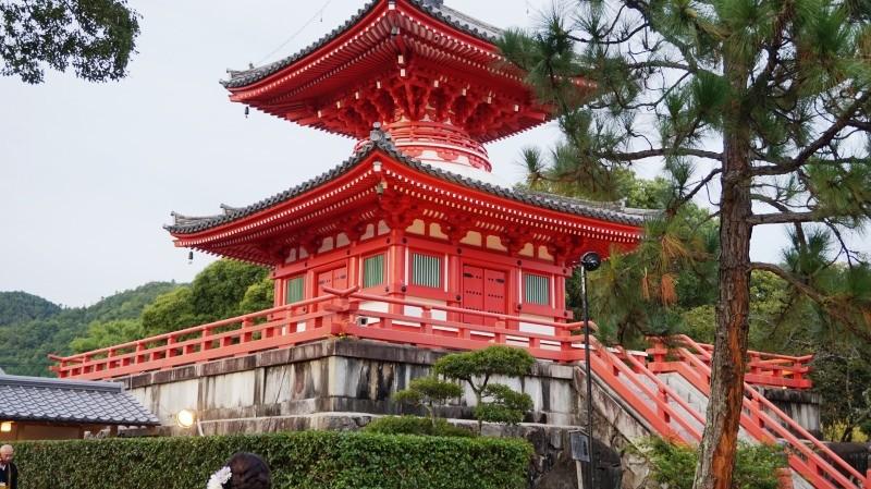 majestic pagoda