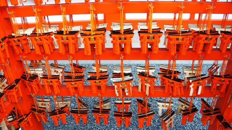 talismans torii gates