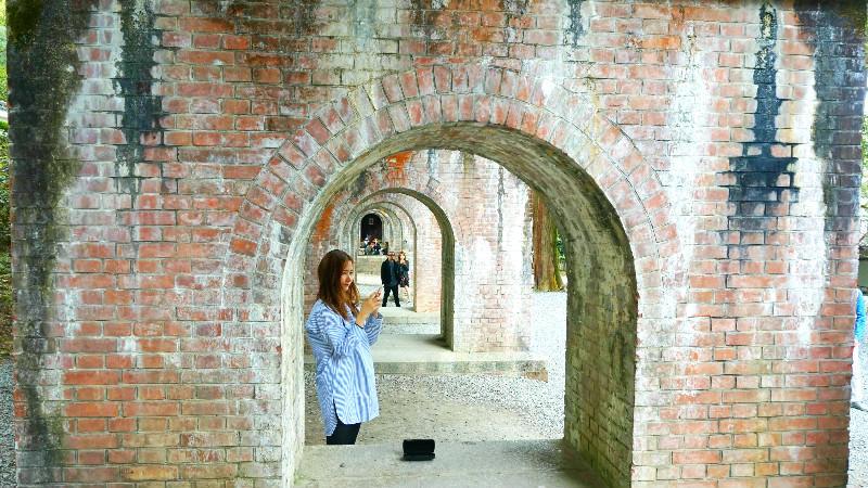This aqueduct