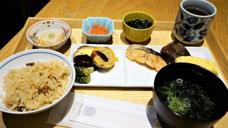 多種日式小菜