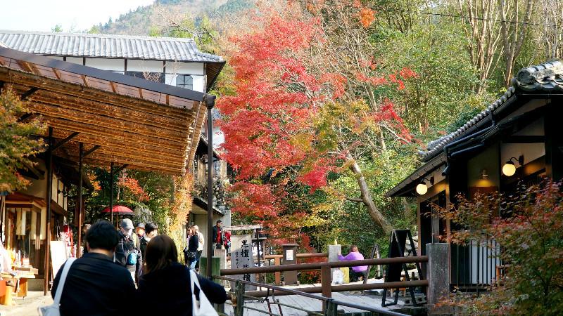 純樸美好的山間小村莊