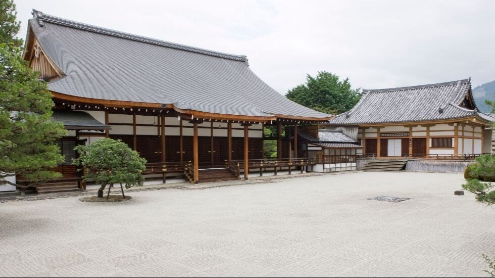 About Shōgo-in Monzeki Temple