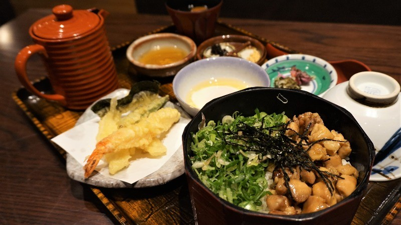 teishoku set meals