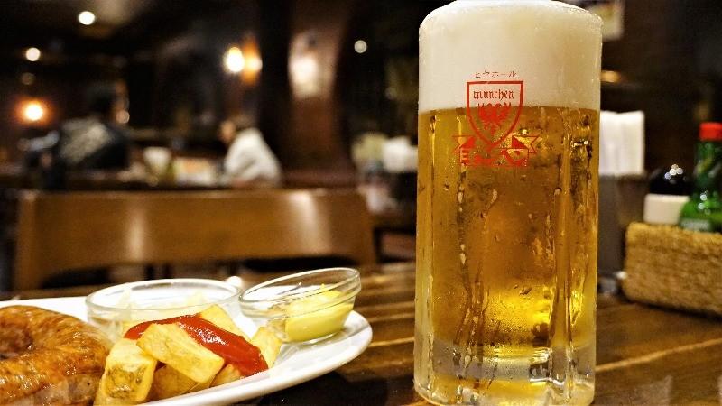 German-style pub