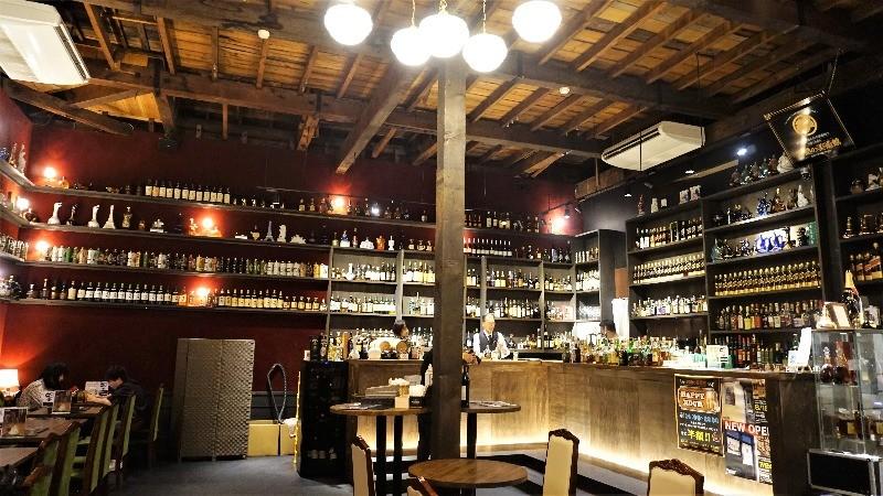 machiya-style bar