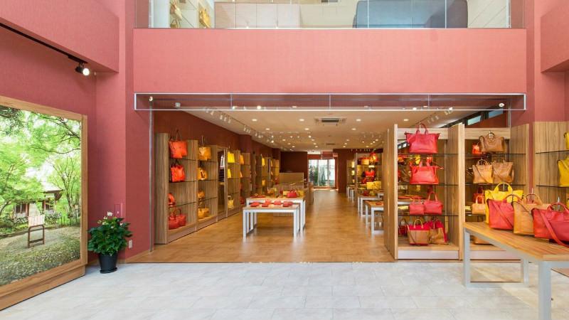 Tominokoji Dori flagship store