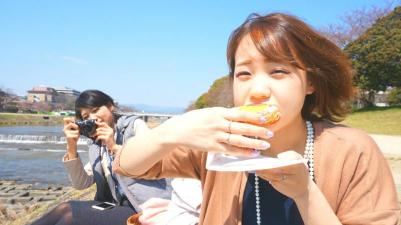 Shiho and Vanessa