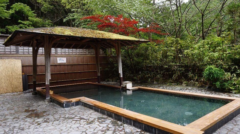 Kurama Onsen Hot Springs