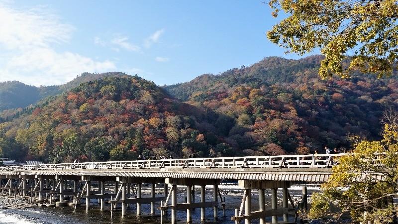 Togetsu-kyo Bridge 2