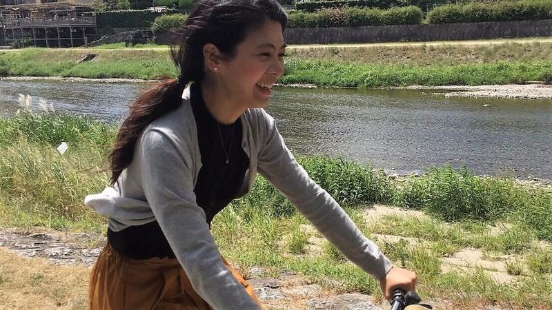 租腳踏車遊鴨川