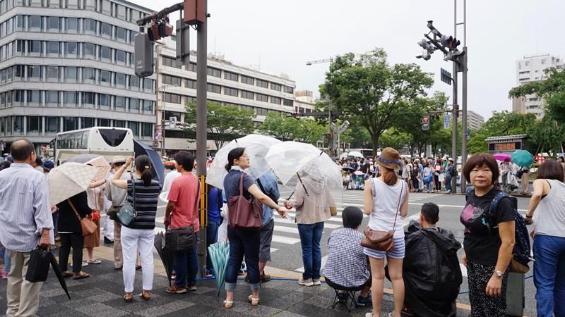 京都市役所前站附近區域