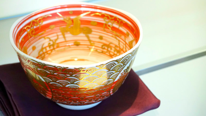Artisanal ceramics at Kyoto Ceramic Art Association