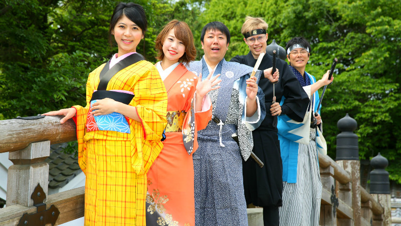 Extra: How can you enjoy Toei Kyoto Studio Park even more?
