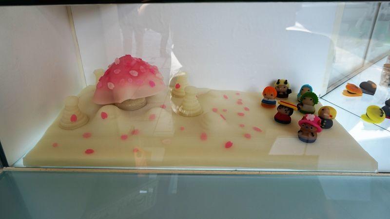 航海王主題的藝術作品展覽